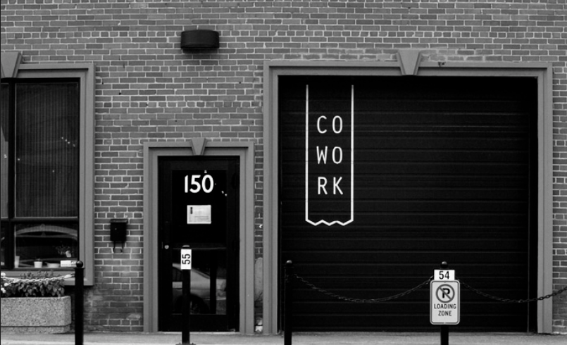 InkPlot - Social Media, Internet & PR Marketing works out of The Commons Calgary - A co-working creative hub.